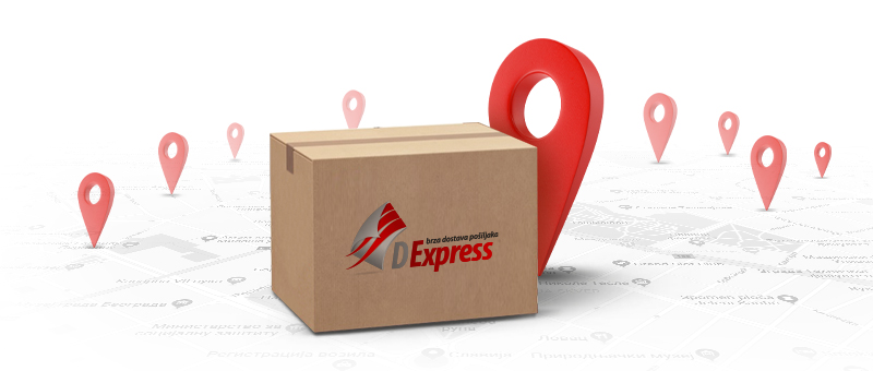 Sada imaš <b>30 novih adresa</b> za dostavu paketa i to po celom gradu.