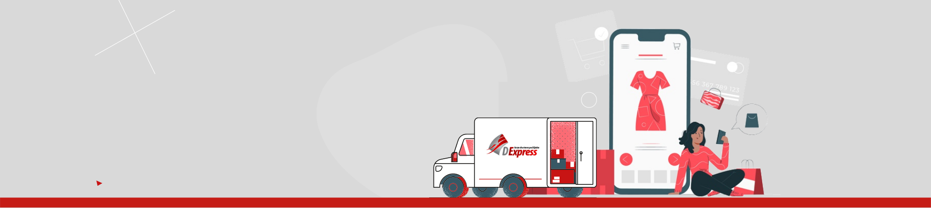 D Express </br> eCommerce